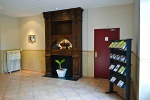 Entrance WH